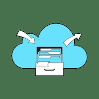 Data storage_Flatline