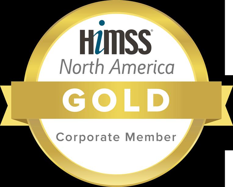 HIMSS North America Gold Corporate Member