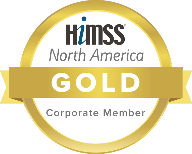 HIMSS North America Gold Corporate Member