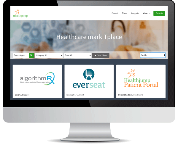 Healthcare markITplace