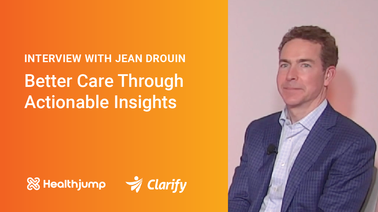 INTERVIEW: Better Patient Care Through Actionable Insights