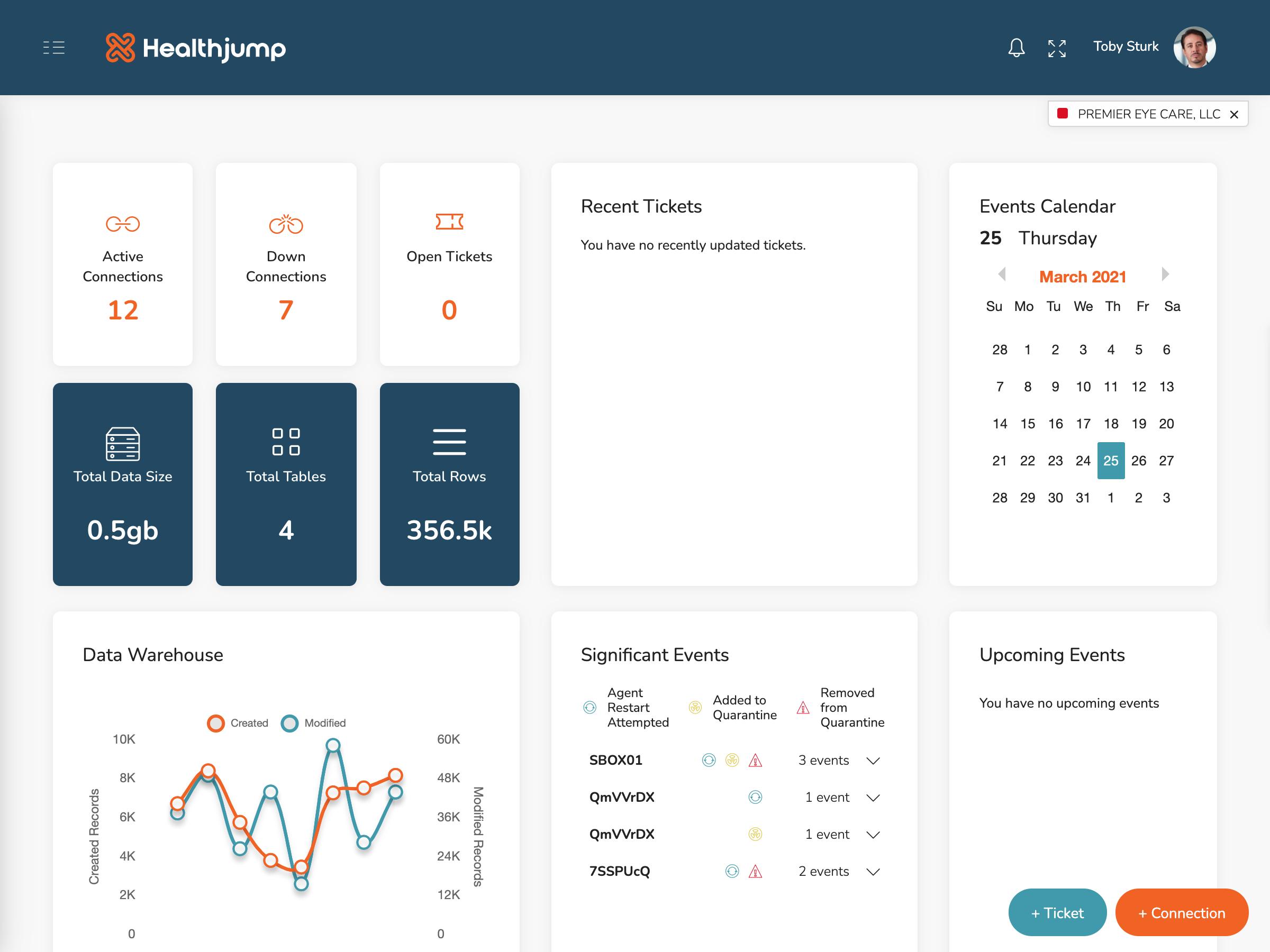 Meet the New Healthjump Platform Portal